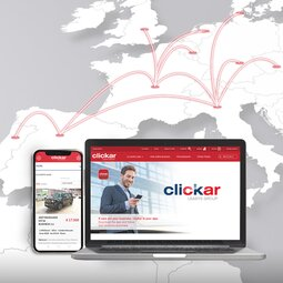 LEASYS STARTS THE INTERNATIONALIZATION PROCESS OF CLICKAR.COM