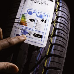 Tyre labels: how to read them and news