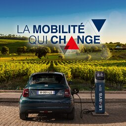 LA MOBILITÉ QUI CHANGE: FCA BANK AND LEASYS INAUGURATE THE FIRST   LEASYS MOBILITY STORE IN FRANCE
