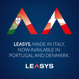 LEASYS SPARKS THE MOBILITY REVOLUTION  IN PORTUGAL AND DENMARK TOO
