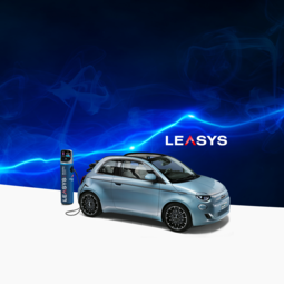 DISCOVER THE ELECTRIC EXPERIENCE BY LEASYS, TO ENJOY THE NEW FIAT 500 ELECTRIC