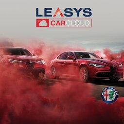 LEASYS LAUNCHES THE NEW CARCLOUD QUADRIFOGLIO