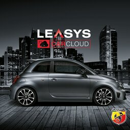 LEASYS LAUNCHES THE NEW CARCLOUD ABARTH 595