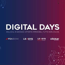 "FCA BANK E LEASYS LANCIANO I ""DIGITAL DAYS"""