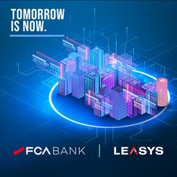With FCA Bank and Leasys the most modern digital platforms in continuous expansion