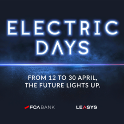 LEASYS AND FCA BANK LAUNCH THE ELECTRIC DAYS