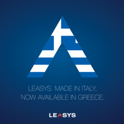 LEASYS'S EXPANSION IN EUROPE  CONTINUES WITH GREECE
