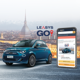 LEASYSGO! OPEN FOR BUSINESS: UNVEILED IN TURIN THE FIRST CAR SHARING  SERVICE DEVOTED TO THE NEW 500
